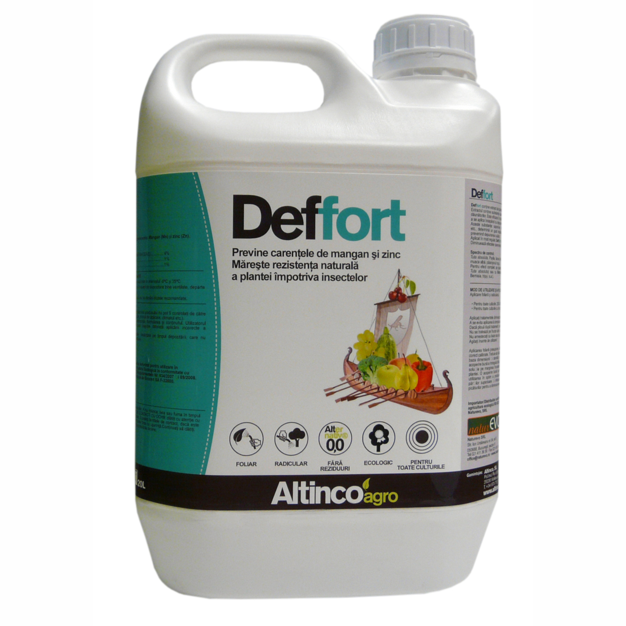 Deffort - insecticid organic