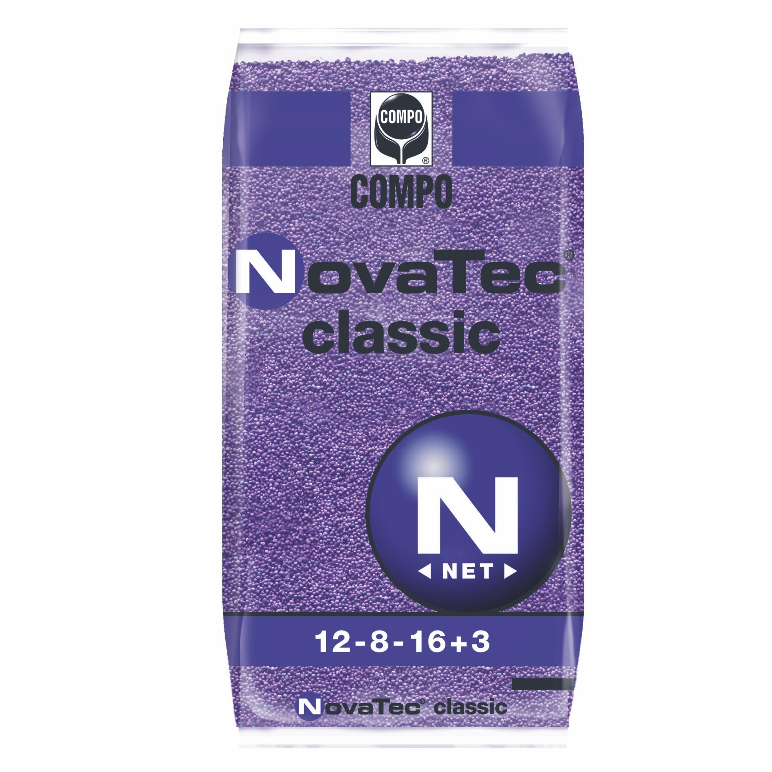 NOVATEC CLASSIC fertilizant complex de sol